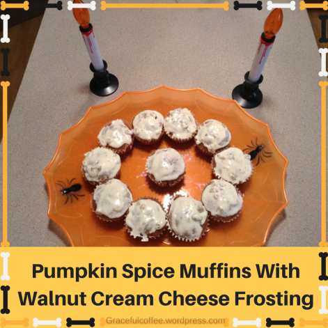 pumpkin-spice-muffins-with-walnut-cream-cheese-frosting