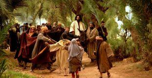 Selva Rasalingam (Jesus) stars in Lionsgate Home Entertainment's GOSPEL OF LUKE_preview