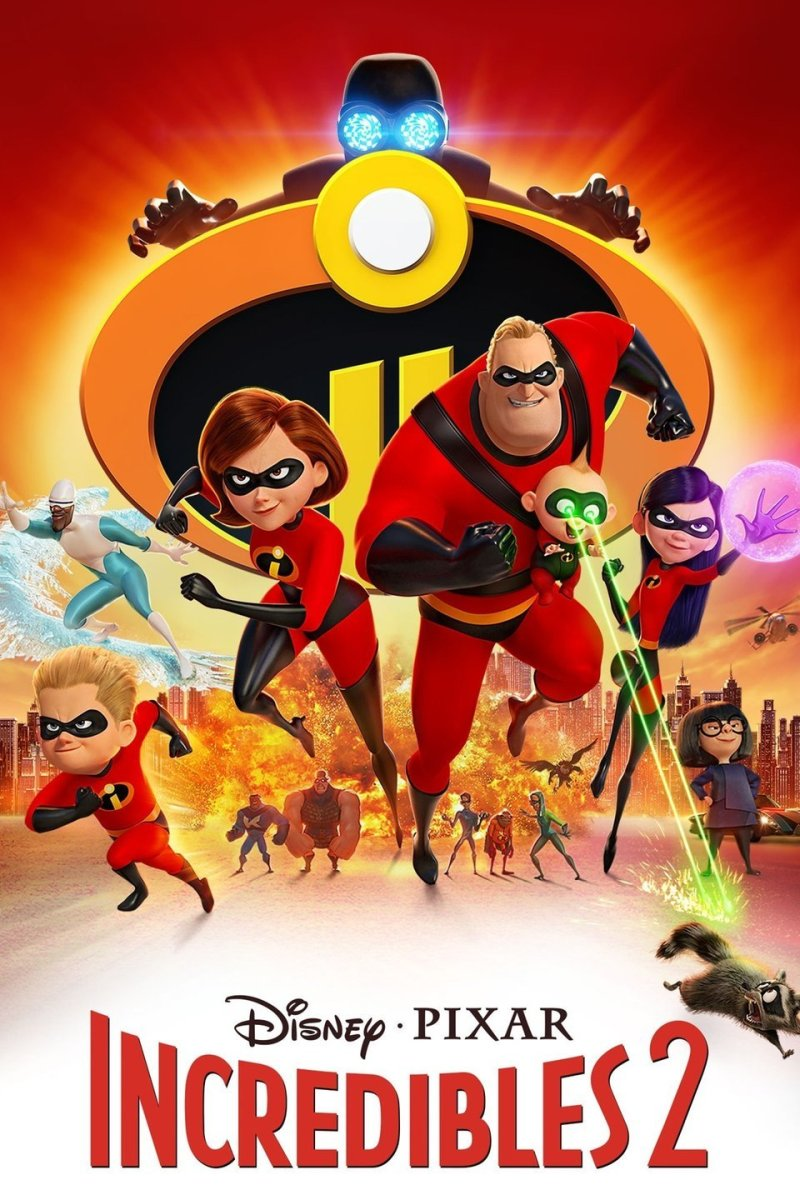 """The Incredibles 2"" Digital Movie Giveaway!"